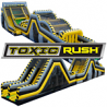 Toxic Rush 143' Obstacle Challenge