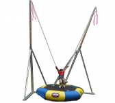 Single Bungy Trampoline - 4hr. rental