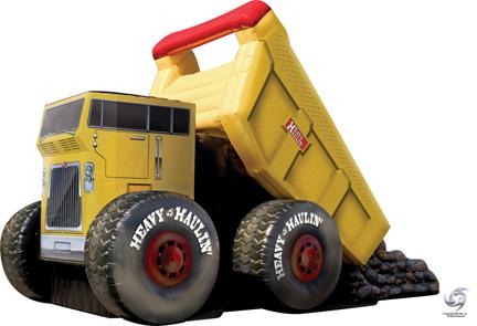 Heavy Haulin Slide