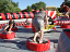 We offer the ultimate challenge for teenagers with our Ninja Warrior Dome inflatable.