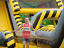 Our Toxic Rush Obstacle Course rental is our most popular inflatable at our largest events throughout the Twin Cities area.  You'll see this large inflatable at St. Paul's Highlandfest, Stillwater's Lumberjack Days, KTIS's Joyful Noise Celebration, and ma