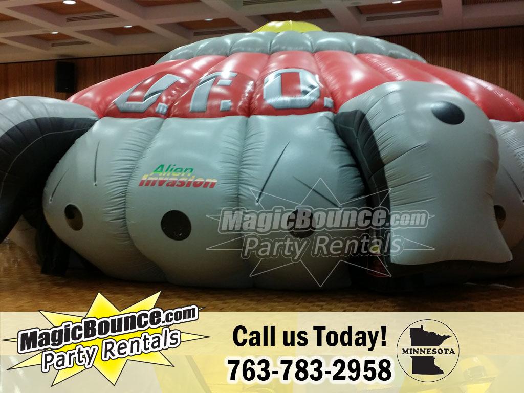 Laser Tag Inflatable Arena Rental