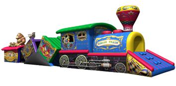 Circus Train Crawl Through