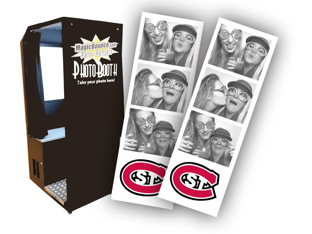 Photo Booth 4-Hour Rental