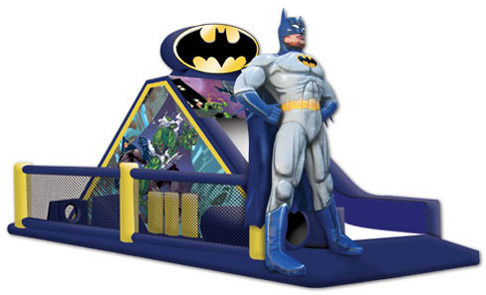 Batman Challenge Obstacle Course