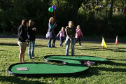 Mini Golf - 9 Holes