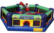 Rock N' Roll Joust & Bouncy Boxing